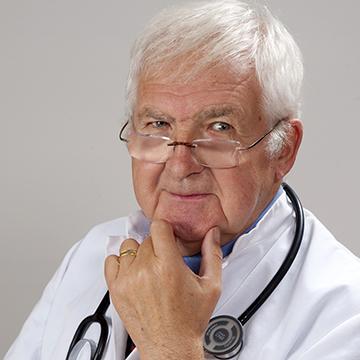 Medical Professional Website Template 7