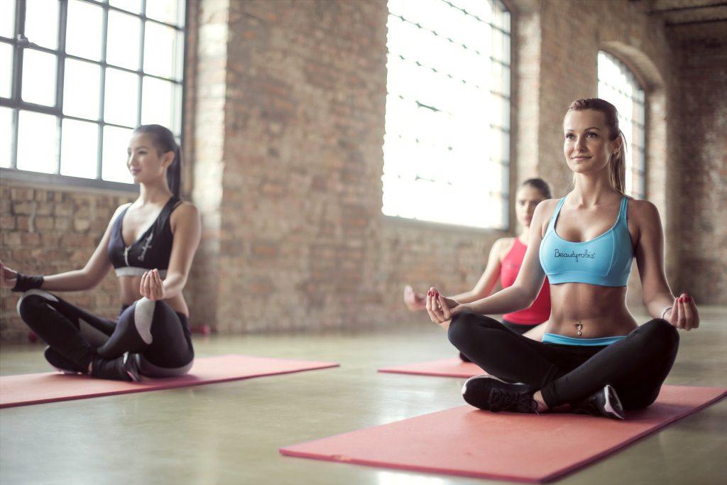 Yoga Website Template 2