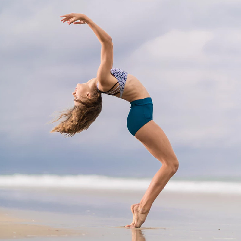 Yoga Website Template 3