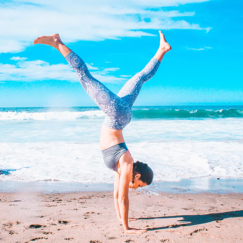 Yoga Website Template 4