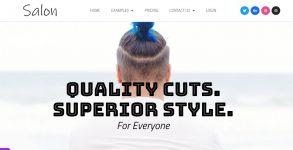 barbers-website-template