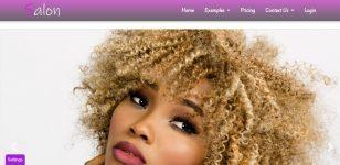 hairdressers-website-template