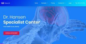 medical-website-template