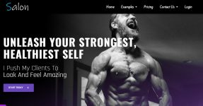 personal-trainer-website-template